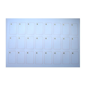 Customised RFID Prelam Printing