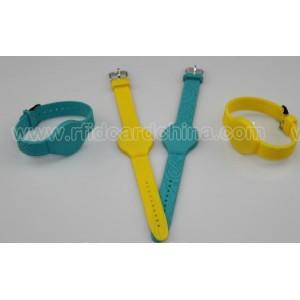 RFID Silicone Wristband Model 7